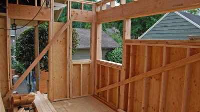 How To Frame A Window And Door Opening