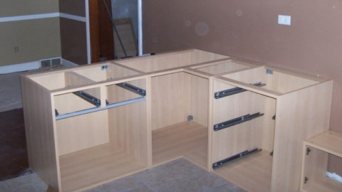 Building European Cabinets