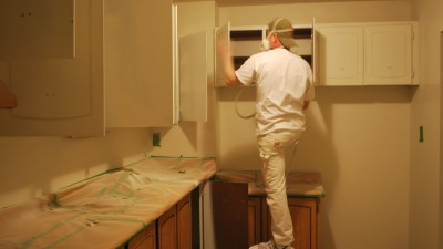 spray kitchen