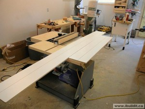 building a track saw jig