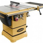 table saw -cabinet