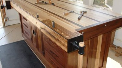 Tips to avoid building a workbench