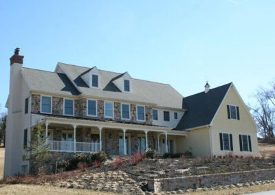 Custom Home Builder Chester County PA - Lexington LTD