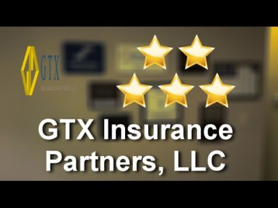 GTX Insurance Partners, LLC San Antonio Impressive Five Star Review by A. P.