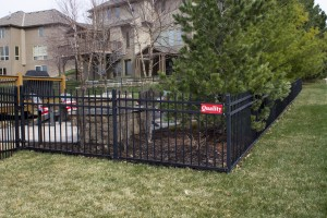 ornamental fencing