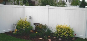Privacy/Security Fencing