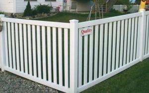 4 foot vinyl fencing