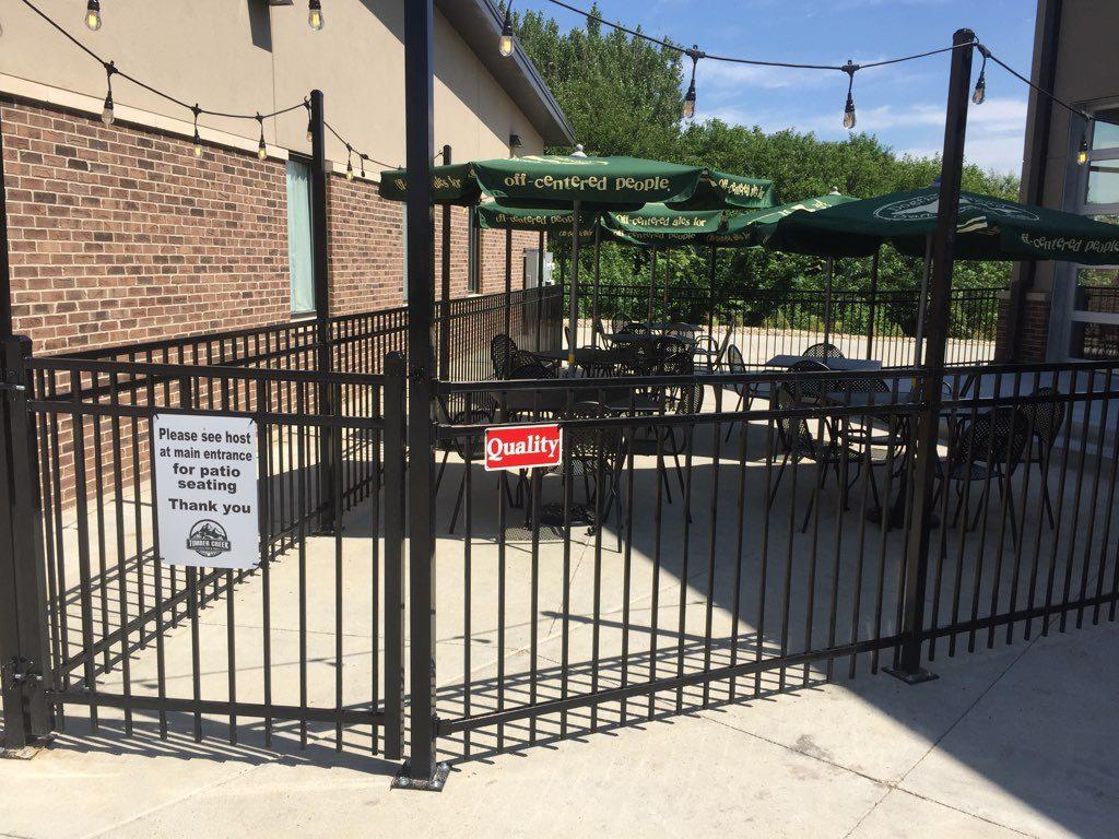 4 foot ornamental fence