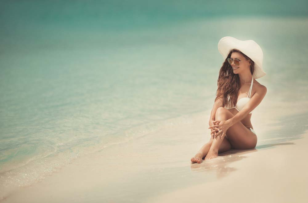 Repair Summer Skin Damage with Exfoliation