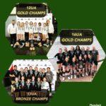 12UA & 16UA Win Gold at Savannah Showdown / 17UA places 5th & 13UA wins Bronze