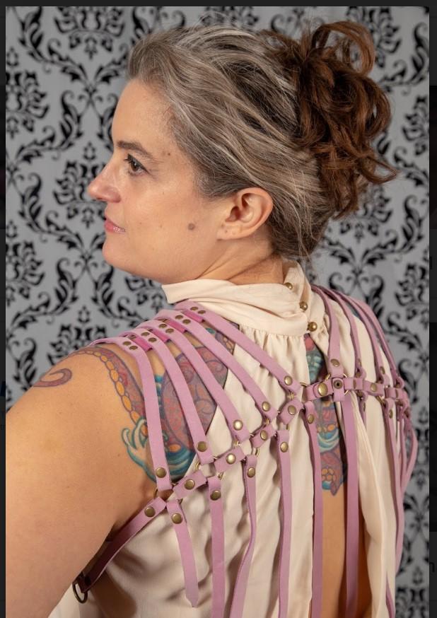 Devora Moore Goddess OctoGoddess tattoo BDSM kinky FemDom