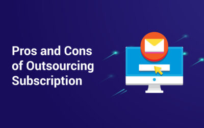 Pros and Cons of Outsourcing Subscription Billing