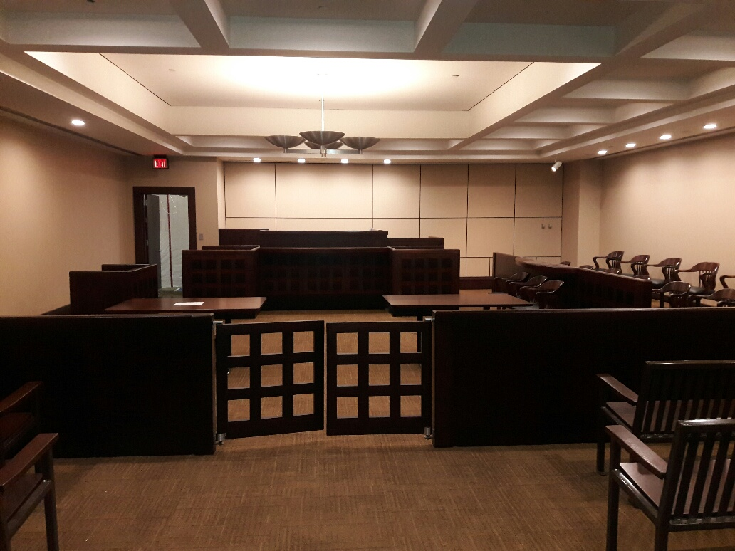 Bexar County Justice Center Renovation