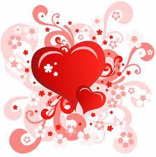 flowy heart
