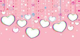 heart danglies