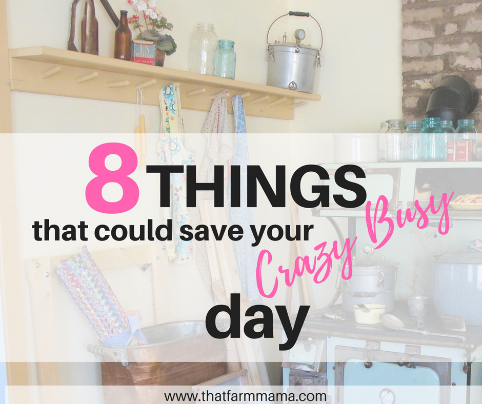must have items in your home