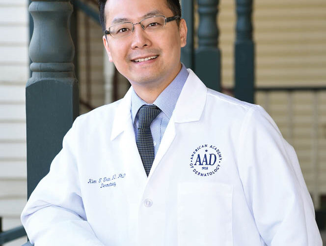 Liberty Dermatology Kien Tran MD