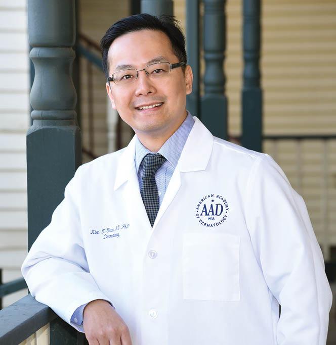 Liberty Dermatology Kien Tran MD