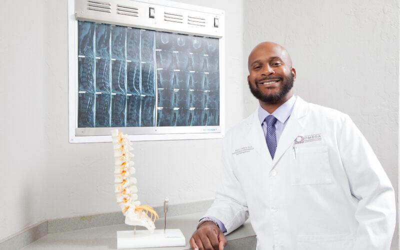 Omega Rehab & Spine