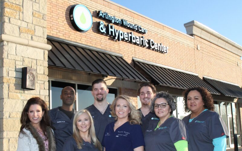 Arlington Wound Care & Hyperbaric Center Autumn Savage, DO