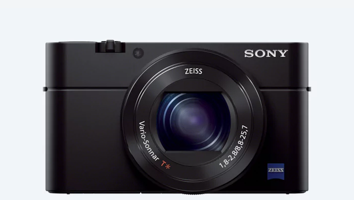 rx100 iii front