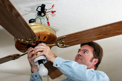 Discover Three Ways an Electrician That Handles Ft Myers Ceiling Fan Installation Can Help You Save On Your Electric Bill
