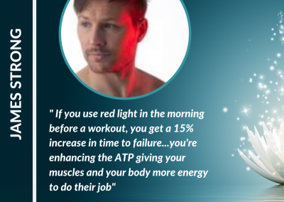How to Get the Maximum Benefits From Red Light – Interview with James Strong, CEO of Red Light Rising