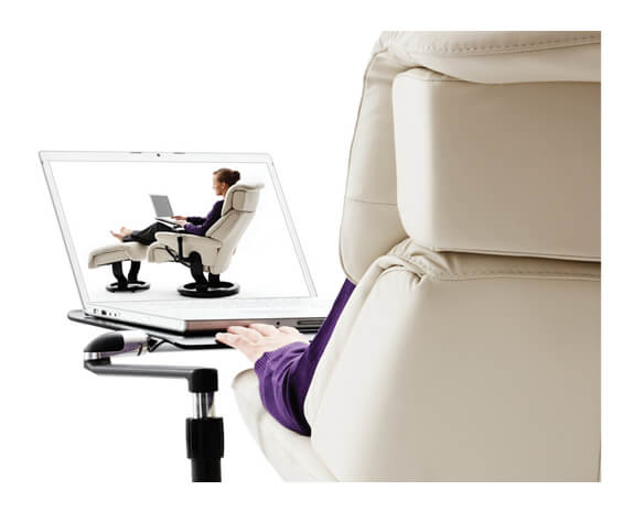 2 Stressless Personal Computer Table