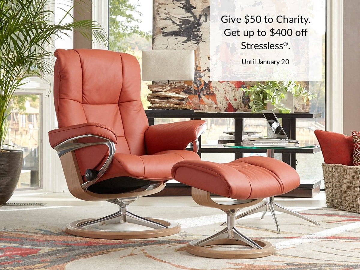 Stressless Recliner Holiday Sale Discount