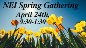 NEI Spring Gathering