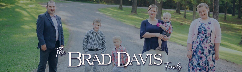 The Brad Davis Family