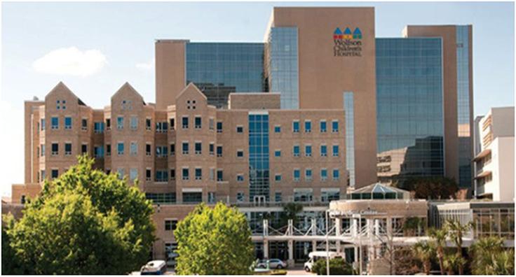 Wolfson's Children's Hospital