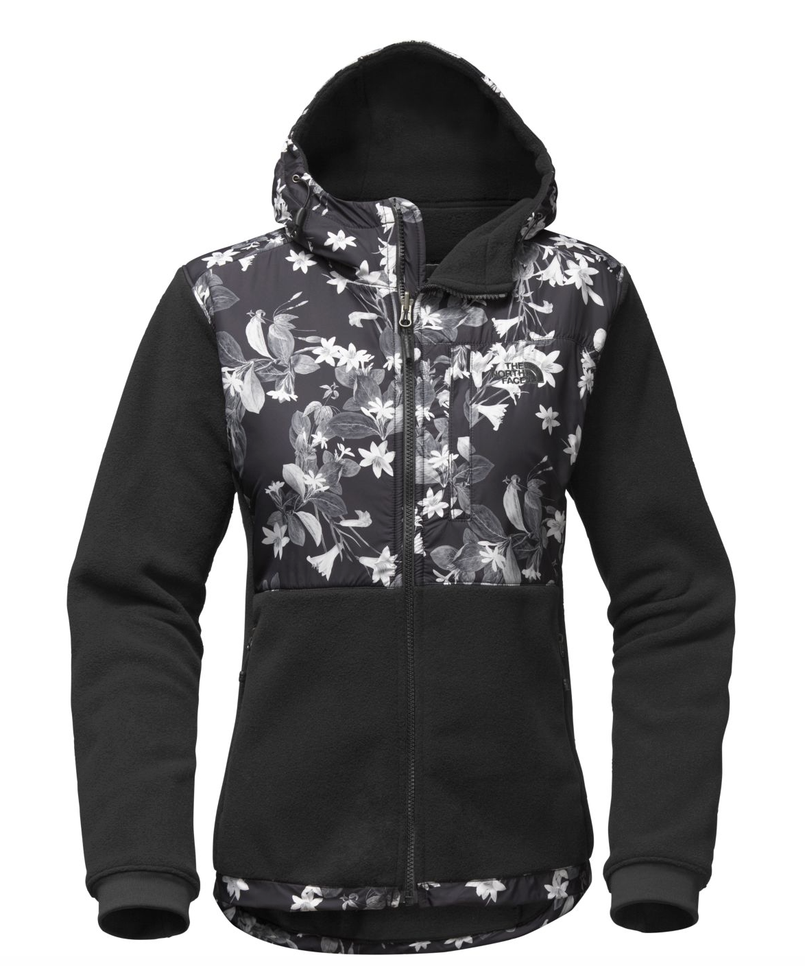 Patterned North Face Fleece