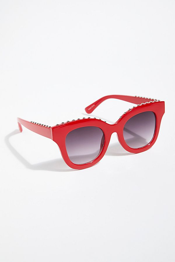 Red Sunnies
