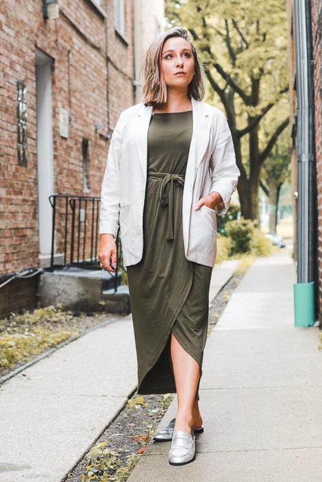 Trend Alert: Linen Blazer