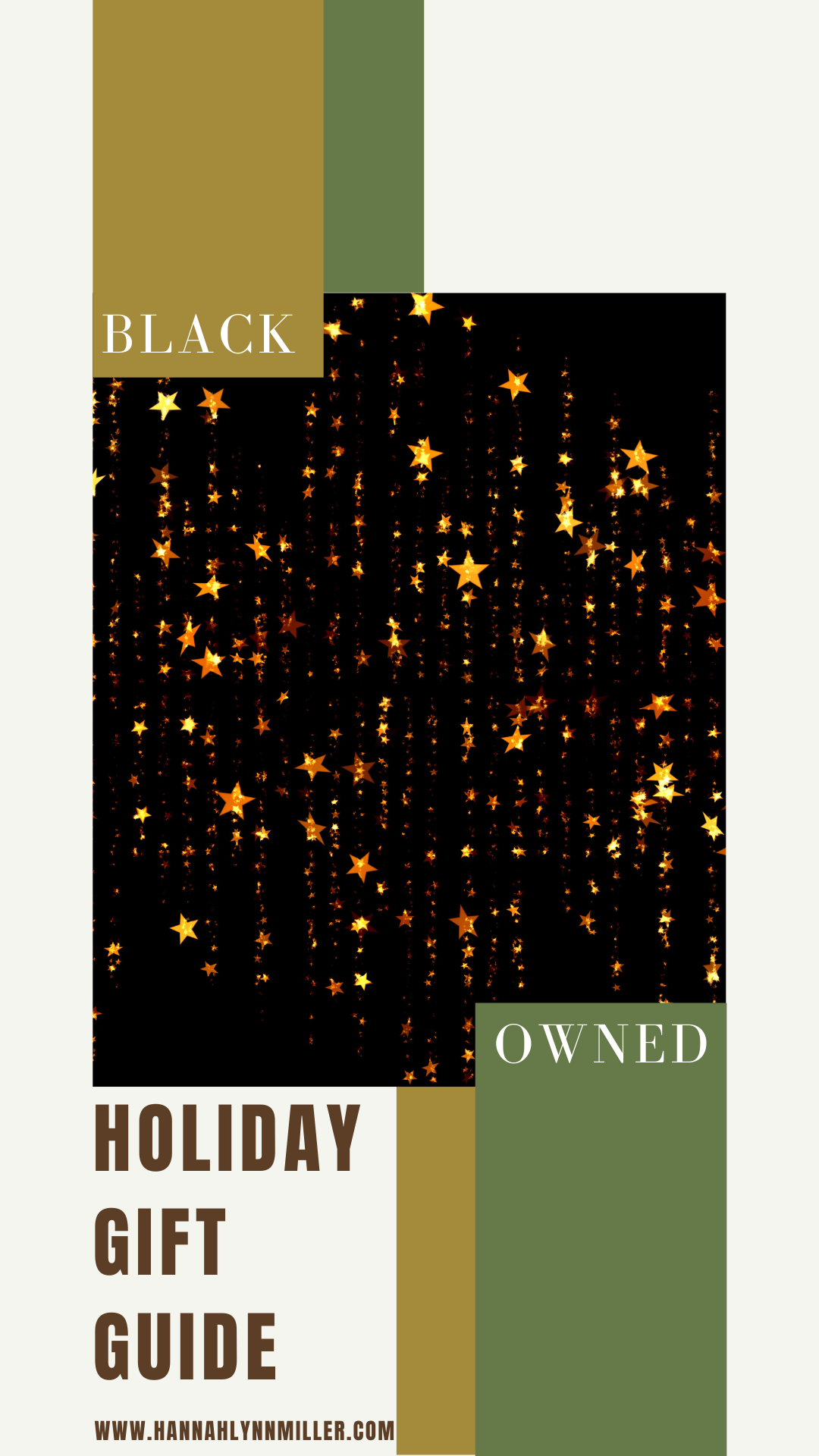 Shop Black-Owned Businesses Holiday Gift Guide