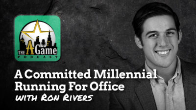 A Committed Millennial Running For Office: Ron Rivers