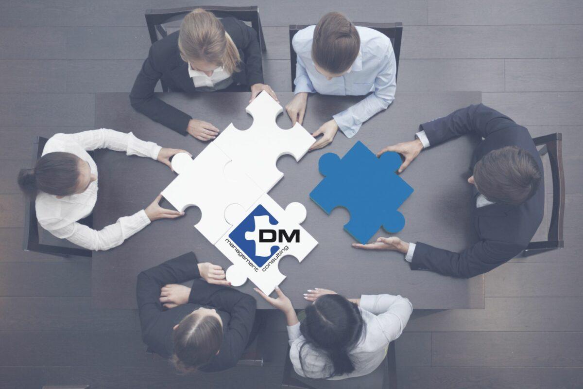 Chi siamo - DM Management & Consulting sistemi mes