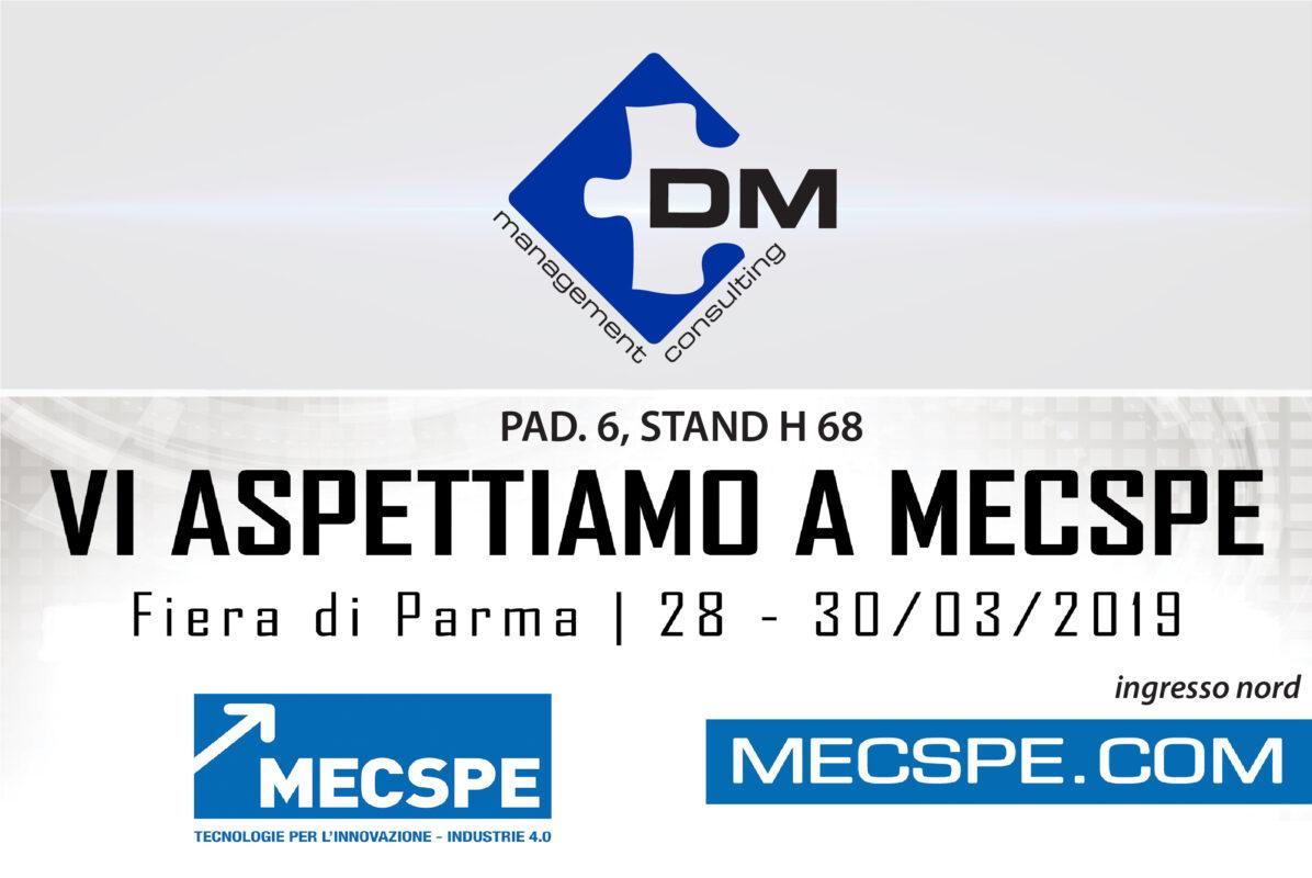 MECSPE 2019 fiere di Parma