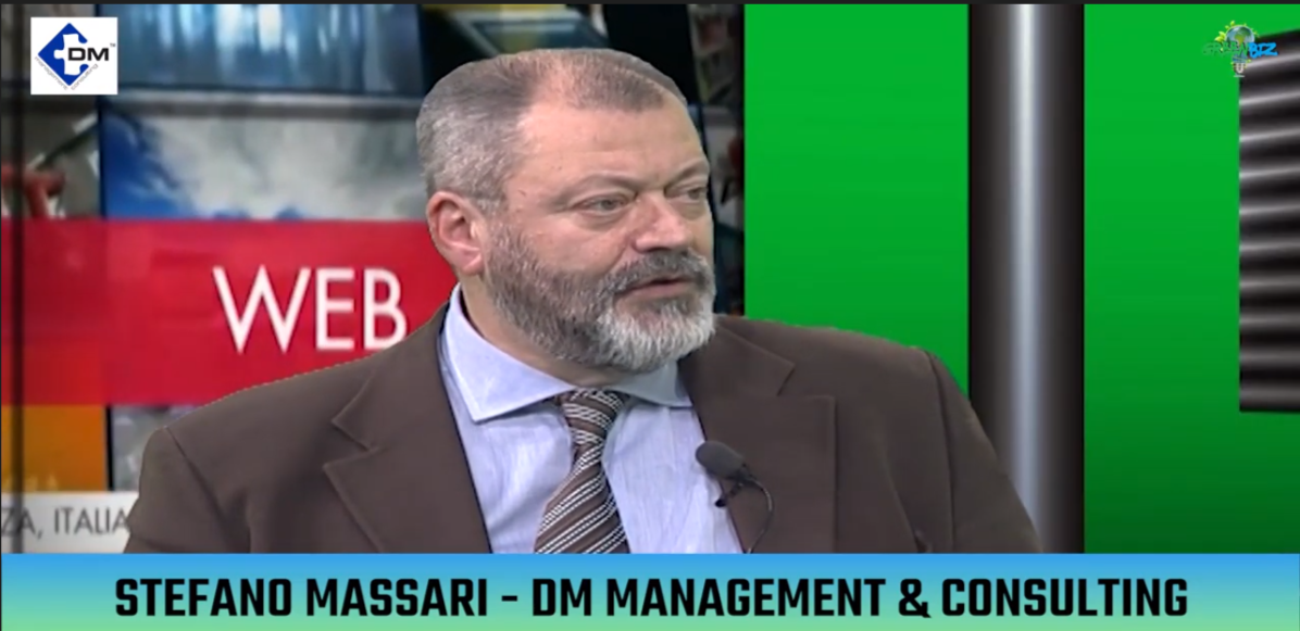 DM Management & Consulting intervistata da Sky Business24