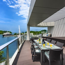Corals at keppel Bay (Penthouse)