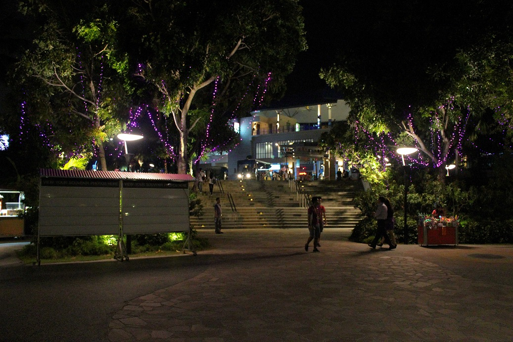 Sentosa by Night