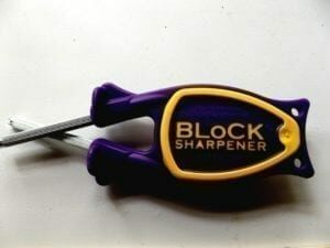 The Blocks sharpener