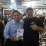 Marco Rubio with Paul Block