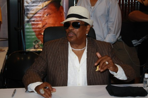 Pictured:  Charlie Wilson at the 2012 Essence Festival.  Photo:  GP/The Chocolate Voice