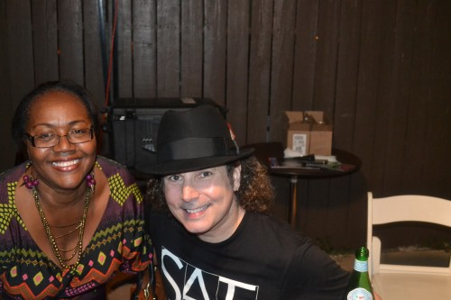 Gwen Pierce and Boney James
