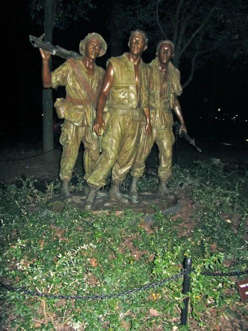 Photo taken at World War II Memorial in Washington, DC/TCV