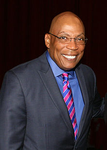 Paris Barclay is the First African-American presidents of the Directors Guild of America.