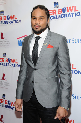 JANUARY 31: NFK player Josh Cribbs attends the Super Bowl Gospel Celebration 2014 on January 31, 2014 in New York City. (Photo by Gary Gershoff/Getty Images for Super Bowl)