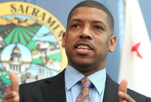 Mayor Kevin Johnson talks with Roland Martin on NewsOne.